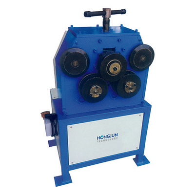 The electric angle crimping machine