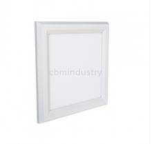 1ftx1ft square surface mounted LED flat panel light