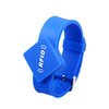 RFID Square Head Silicone Wristband