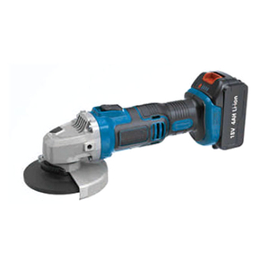 Cordless 18V Li-ion Angle Grinder 125mm, Model#: ZP-125LI