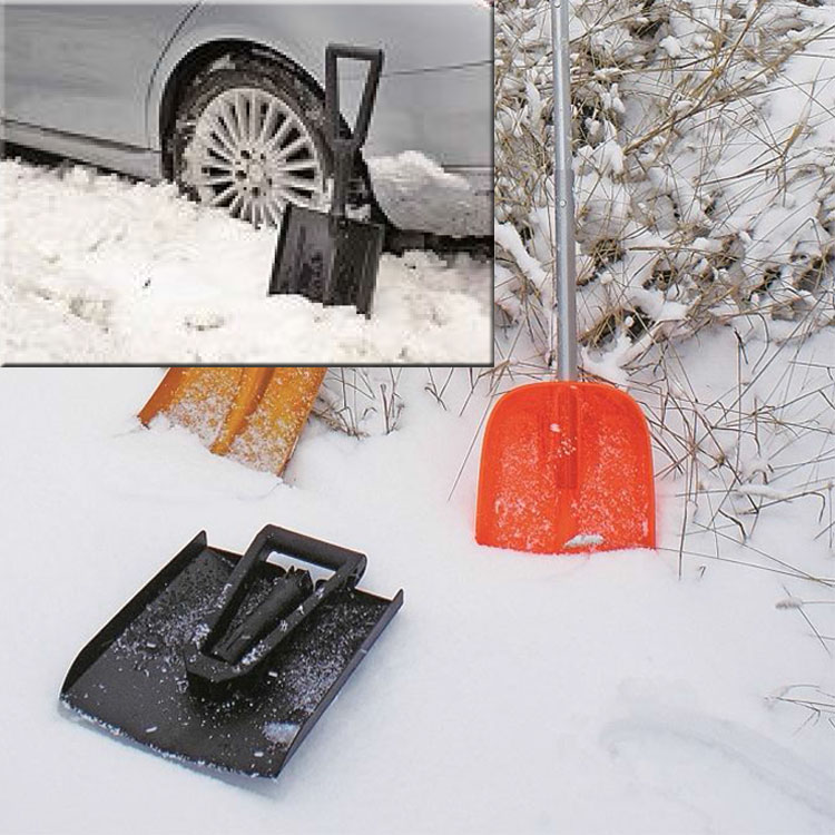 Nylon Handle Snow Shovel, 503C Series