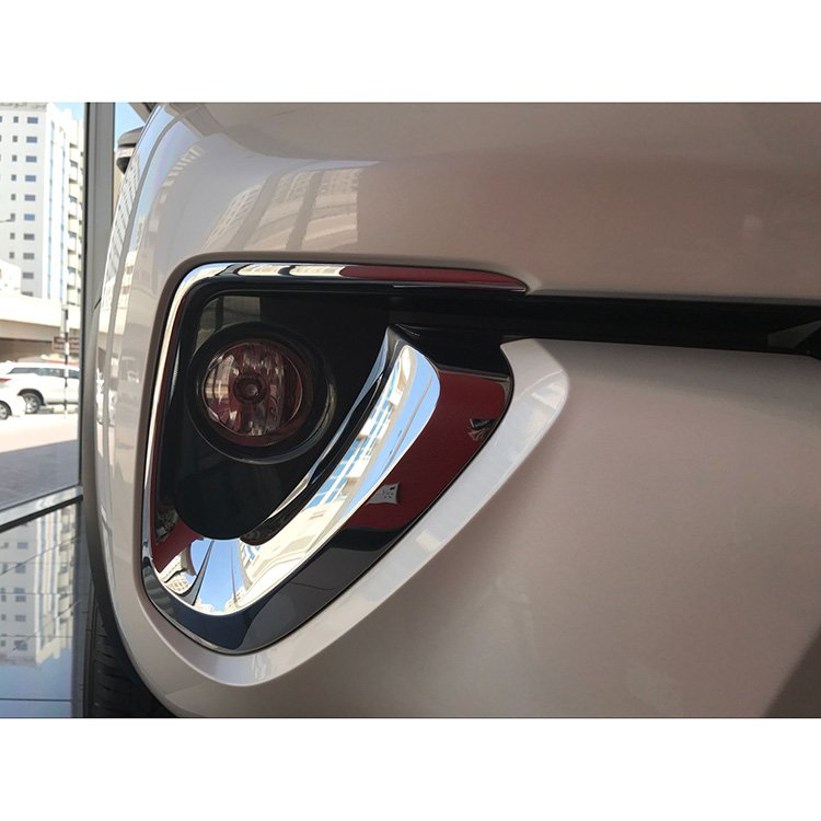 FORTUNER SW4 2016 FOG LAMP COVER