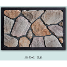 Multicolor wall freestone tile ledgestone panel natural culture stone