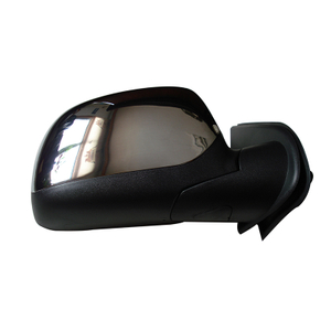 D-MAX 2006-2008 MIRROR CHROME AND ELECTRIC