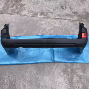 Auto Rear Bumper, New Car Rear Bumper for Toyota Landcruiser 200 Series Sahara Official 2016