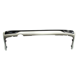 Auto Bumper, New Car Small Rear Bumper for Toyota Landcruiser 200 Series Sahara Official 2016