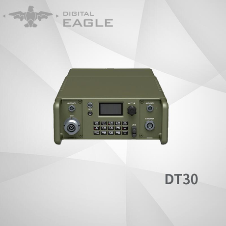 DT30 Manpack HF Tactical Radio