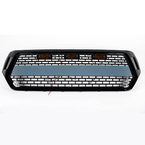 HILUX REVO 2018- GRILLE(BLACK) FOR ROCCO