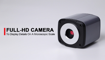 「Joy SciCam G2 」Full-HD Industrial Camera, To Display Details On A Microscopic Scale