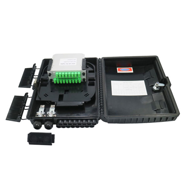 GFX-09B FTTH Fiber Optic Distribution Box