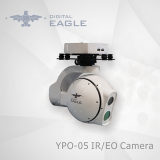 YPO-05 3 axis IR/EO Camera
