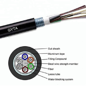 GYTA Stranded Optical Fiber Cable