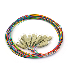 Fiber Optic 12 Core Indoor Pigtail