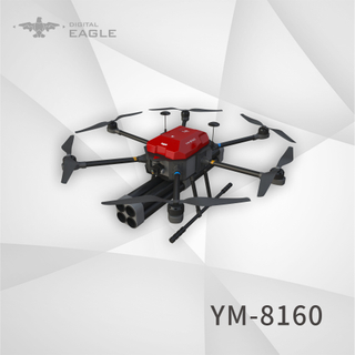 YM-8160 Fire Fighting Drone