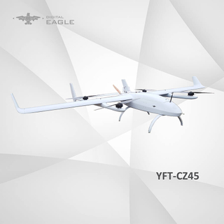 YFT-CZ45 Hybrid Engine VTOL Fixed Wing UAV/Drone