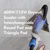 Drywall Sander 600W, Model# R7237-CT-60E
