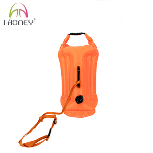 Annular airbag Swimming Safety Buoy Waterproof Bag