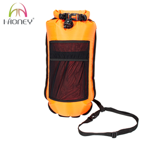 Portable Double Airbag Chap Boots PVC with Dry Bag